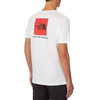 The North Face M's Red Box S/S Tee TNF White